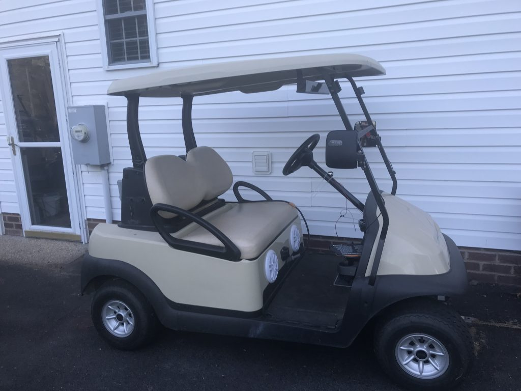 golf cart for sale – Bethpage Camp